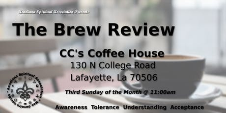 The Brew Review tickets