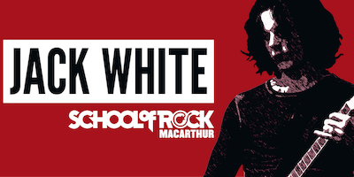 Tribute to Jack White + Friday Rock 101