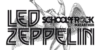 Tribute to Led Zeppelin + Tuesday Rock 101