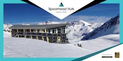 Spearhead Huts Après 2018