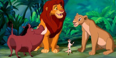 THE LION KING - Barefoot Cinema (Mount Martha)