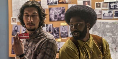 BLACKKLANSMAN - Barefoot Cinema (Mount Martha)