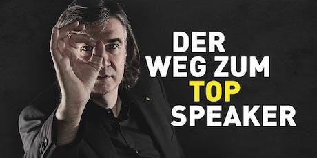"""Gold-Programm """"Der Weg zum Top-Speaker und Expertenstatus"""" - VIP Upgrade Tickets"""
