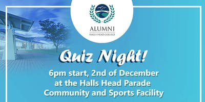 HHCA QUIZ NIGHT