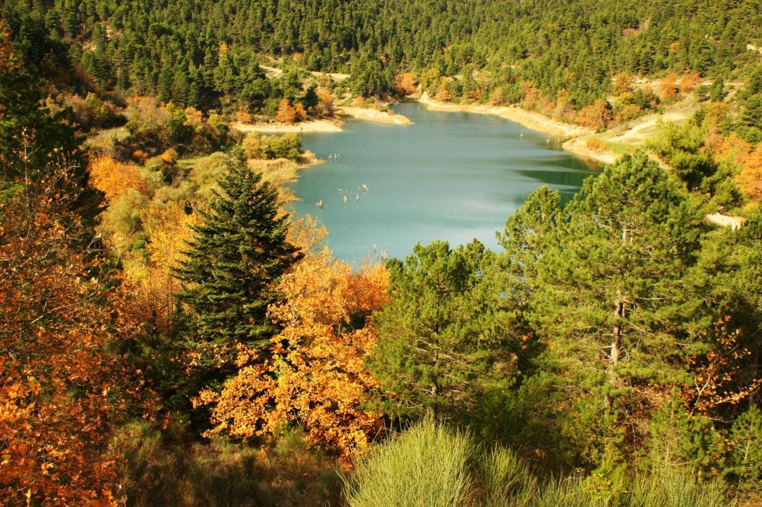 ActiveHike Λιμνη Τσιβλου Autumn Edition