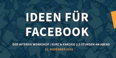 Ideen für Facebook