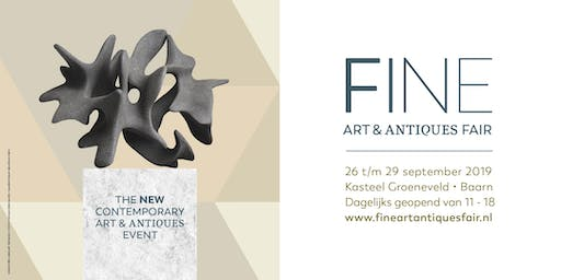 FINE art & antiques fair 2019
