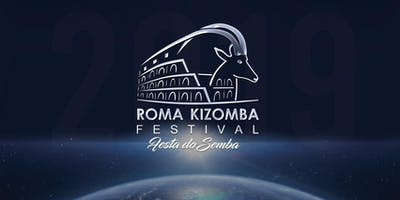 Roma Kizomba Festival - Festa do Semba 2019, 6th Ed. - Official