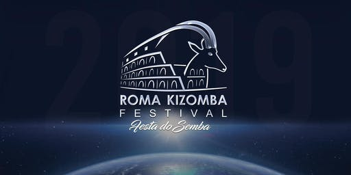 Roma Kizomba Festival - Festa do Semba 2019, 6th Ed. - Official