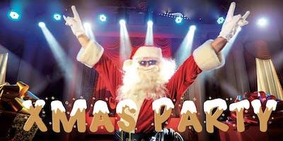 Christmas Party mit DJ frankie b. im Ballhaus Span