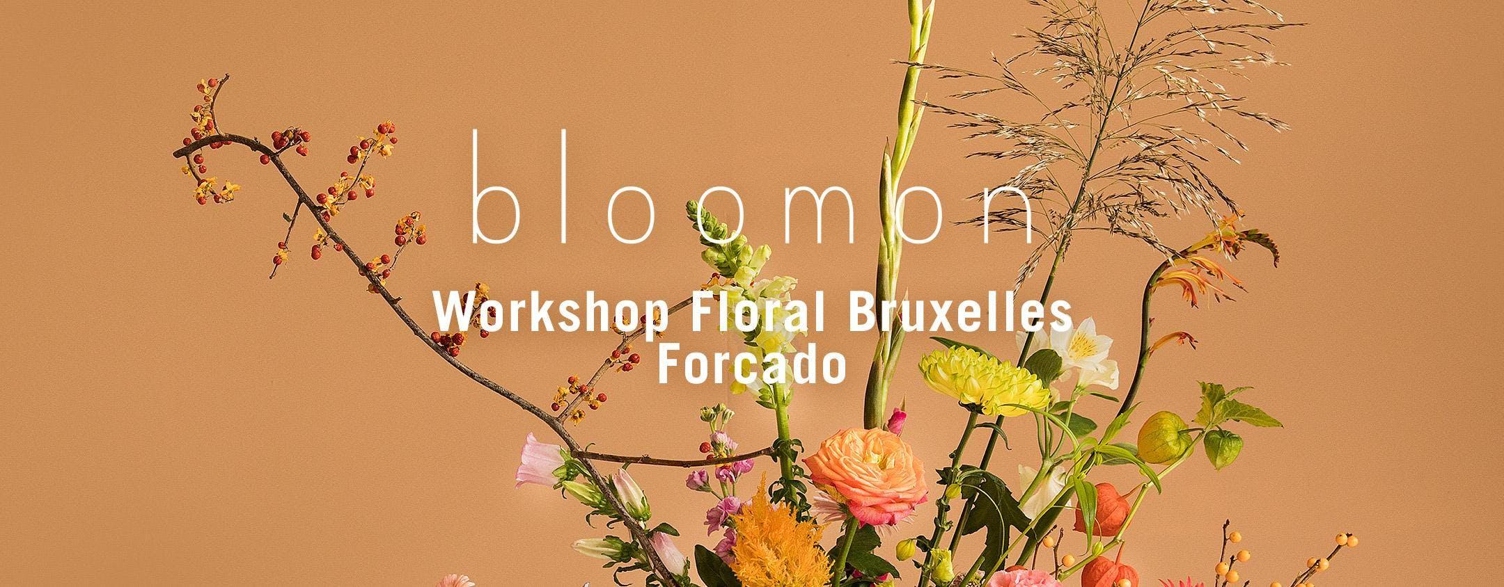 bloomon Workshop floral : 14 Novembre | Bruxe