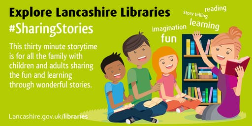 Sharing Stories (Coal Clough) #SharingStories