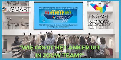 Seminar: Jouw team dé onmisbare sleutel voor het succes van jouw bedrijf!