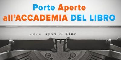 Porte Aperte all'Accademia del Libro