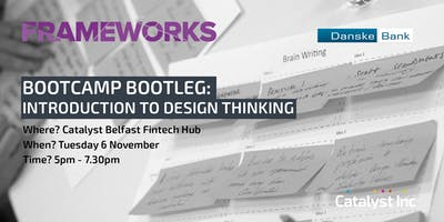 Bootcamp Bootleg: Introduction to Design Thinking Workshop