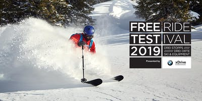FreerideTestival presented by BMW xDrive 2019 - Saalbach
