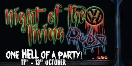 Night of the living dubz 2019 tickets