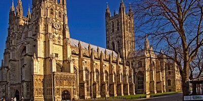 Canterbury+Treasure+Hunt+with+20%25+off+at+the+