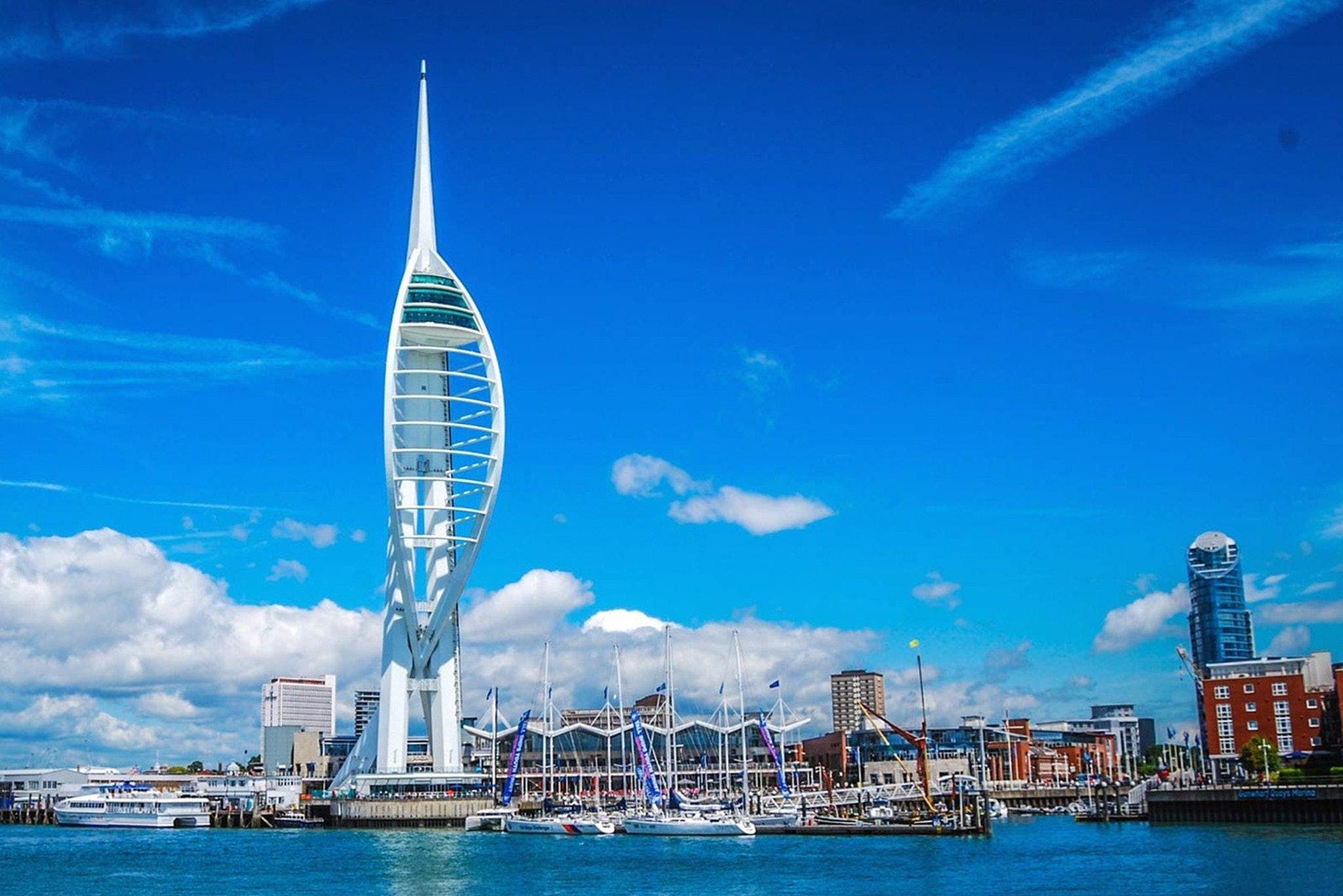 Portsmouth Treasure Hunt with 10% off at the finishing Treasure (the pub)