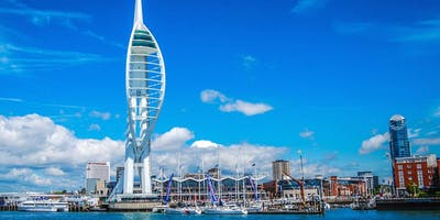 Portsmouth Treasure Hunt with 20% off at the finishing Treasure (the pub)
