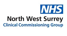 North West Surrey Clinical Commissioning Group logo