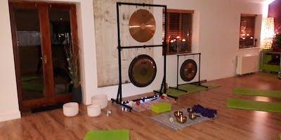 Gong Sound Bath - Banbury