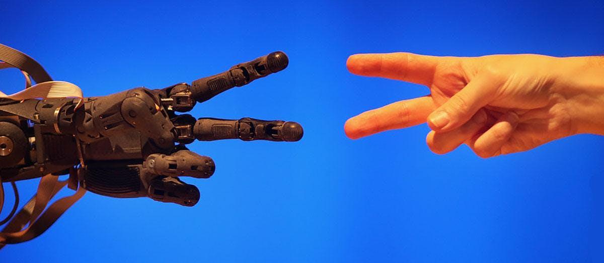 Workshop - Gesture Robotics | IIT Bombay