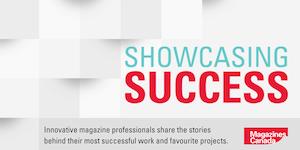 Showcasing Success in Magazine Media