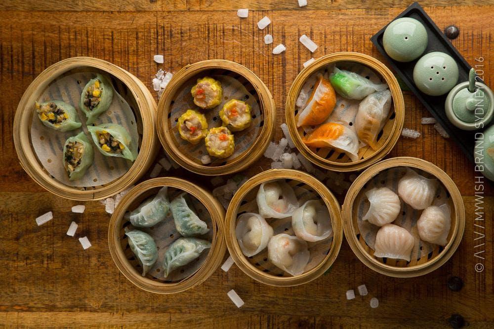 Unlimited Dumplings Feast @ Sydney