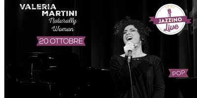 Valera Martini - Naturally Woman live at Jazzino