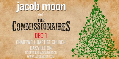 Jacob Moon & The Commissionaires live at Chartwell
