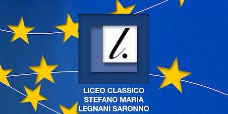 """Liceo """"S.M. Legnani"""" Saronno   -   Open Day n.1 - 17 NOVEMBRE 2019 biglietti"""