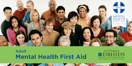 Adult Mental Health First Aid @ Merakey (September 11th & 12th) tickets