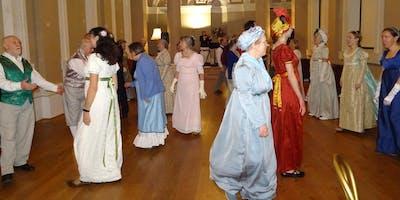 Another Pride & Prejudice Tea Dance!