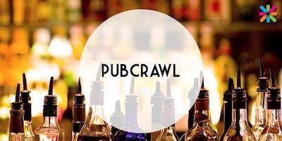 Second Annual Pub Crawl Thru the Mall