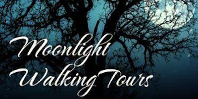 Moonlight Walking Tour - March 22, 2019