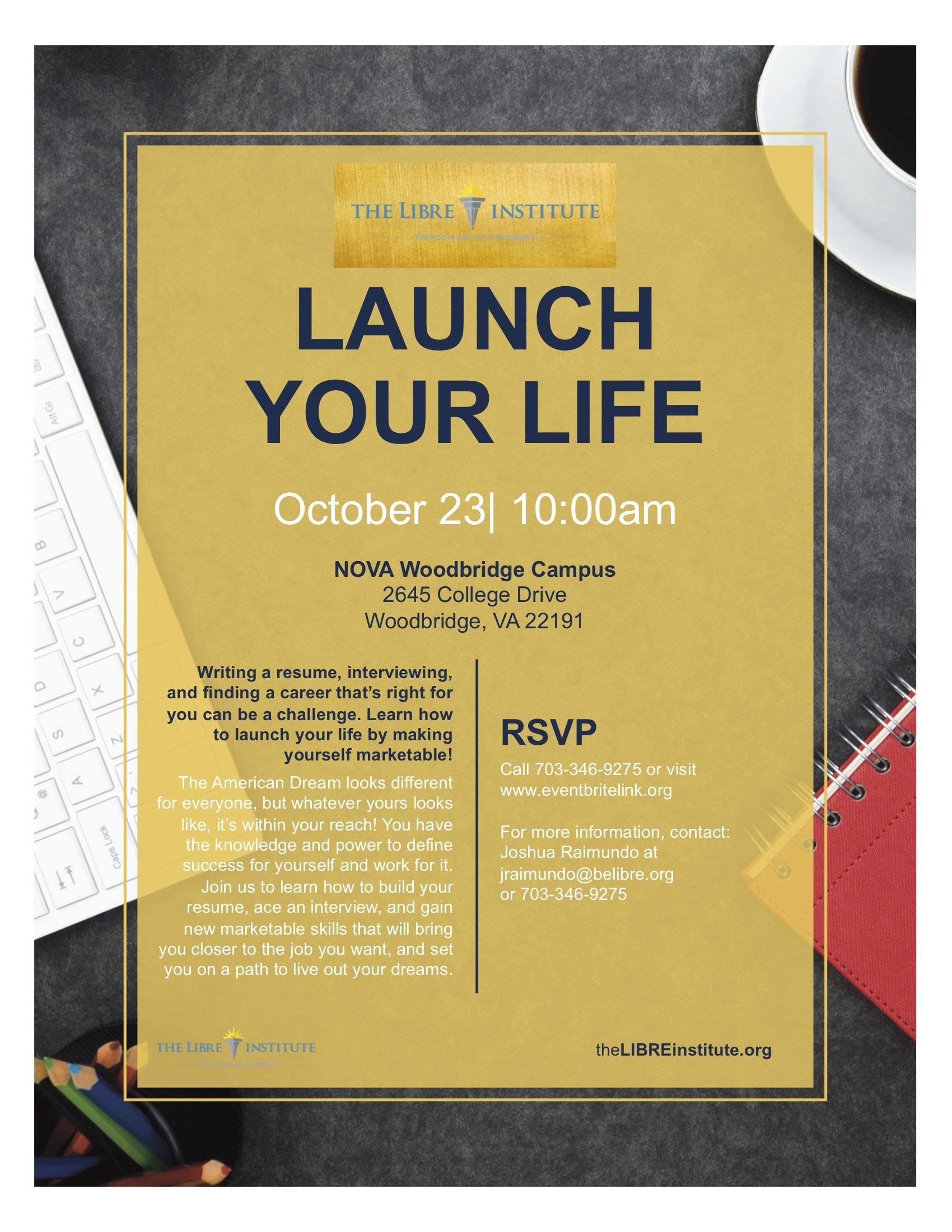 Launch Your Life At Northern Virginia Community College Woodbridge