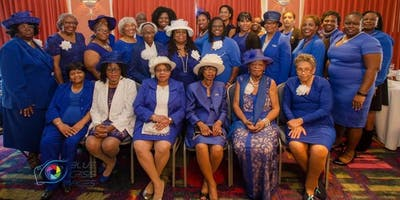Zeta Phi Beta Sorority, Inc  Annual Holiday Breakfast and Fashion Show
