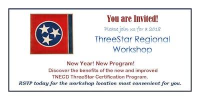 ThreeStar Regional Workshop - @ Centerville