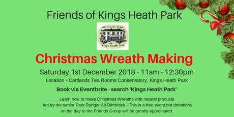 Friends of Kings Heath Park Events  c1542bd7f944