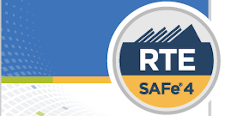 SAFe 4.6 Release Train Engineer with RTE Certification - Reston - Sep 2019 tickets