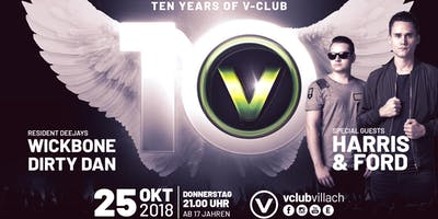 10 Jahre V-Club Villach presented by Harris & Ford Part1