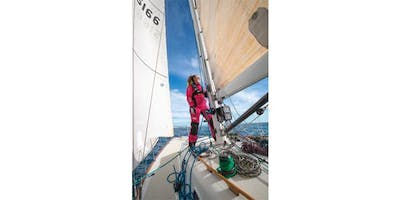 West Marine Marina Del Rey Presents FOUL WEATHER SAILING!