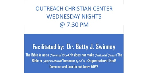 Supernatural Faith Workshop