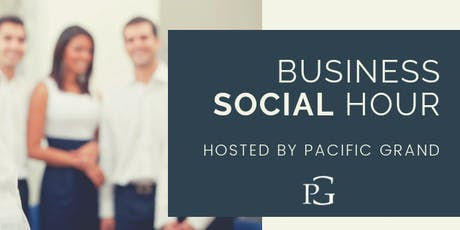 Business Social Hour: Networking tickets
