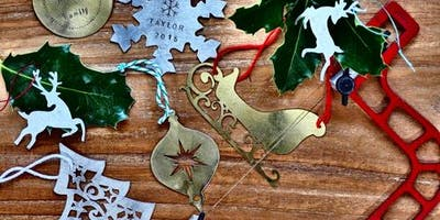 Handcrafted Personalised Christmas Decorations