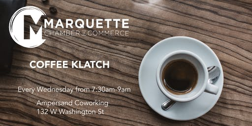 MCC Coffee Klatch - Sponsor Signup