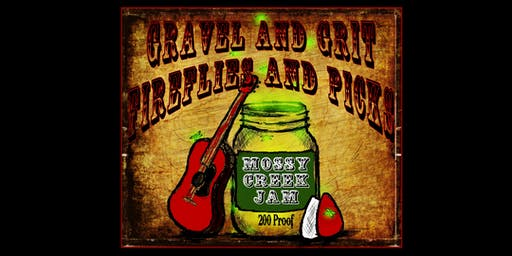 Gravel & Grit, Fireflies & Picks Mossy Creek Jam