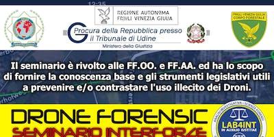 Udine - Drone Forensic
