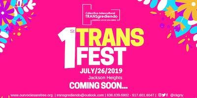 1st Trans Fest / 1er Festival Trans